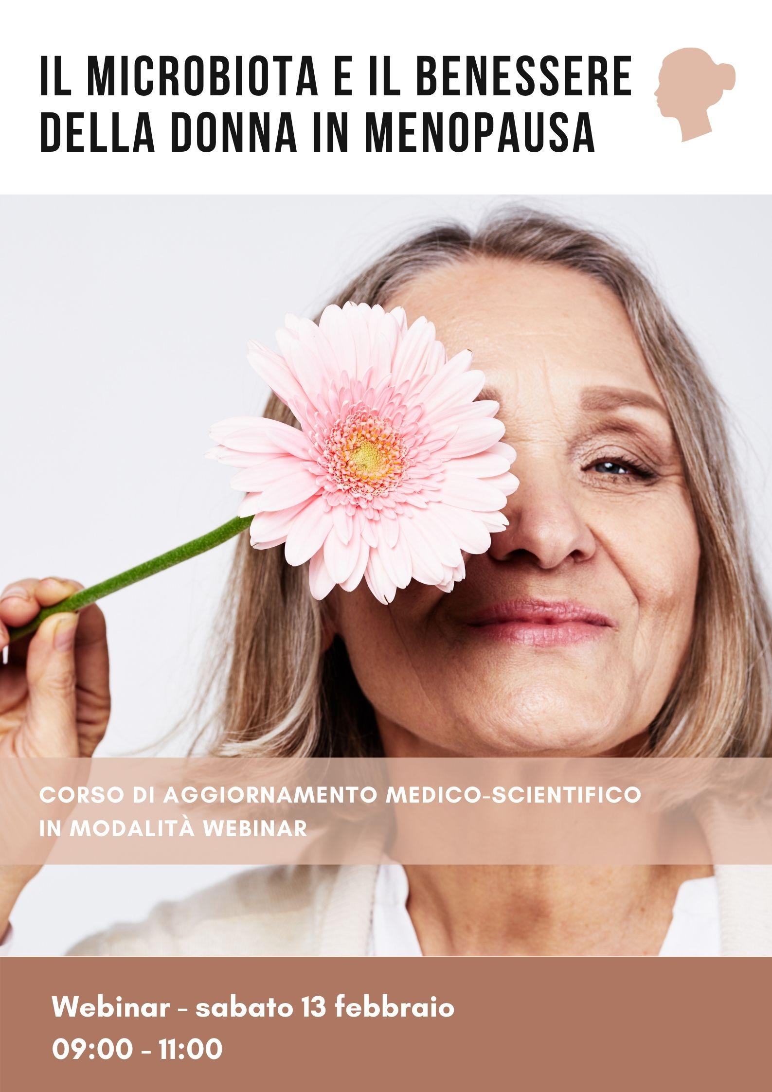 Il microbiota e il benessere della donna in menopausa 2