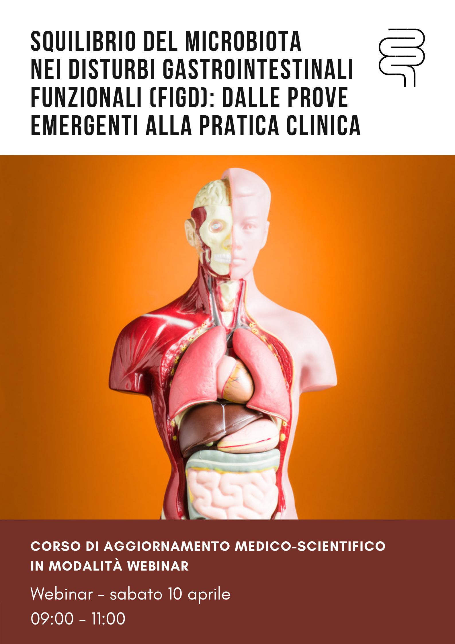 Squilibrio del microbiota nei disturbi gastrointestinali funzionali (figd): dalle prove emergenti alla pratica clinica